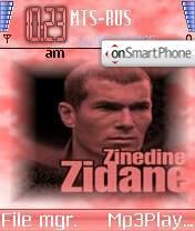 Zidan 02 theme screenshot