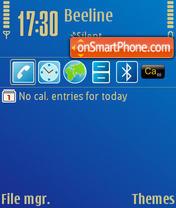 Italia 02 theme screenshot