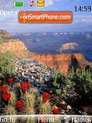 National Park Usa tema screenshot