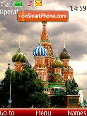 Moskva theme screenshot