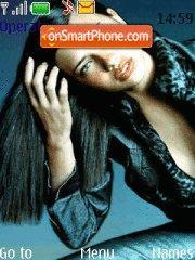 Adriana Lima es el tema de pantalla