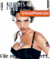 Angelina Jolie 2 es el tema de pantalla
