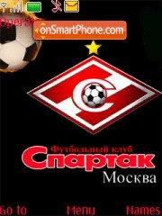 Spartak theme screenshot