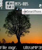 Tree 01 theme screenshot