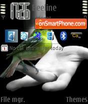 Free Spirit theme screenshot