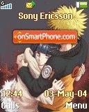 Naruto 23 theme screenshot