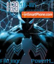 Spiderman Theme theme screenshot
