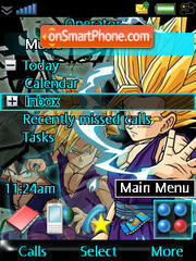 Garry theme screenshot