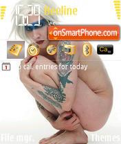 Manson2 theme screenshot
