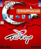 Скриншот темы Turkiyem