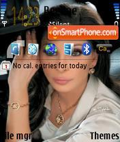 Eliesa theme screenshot