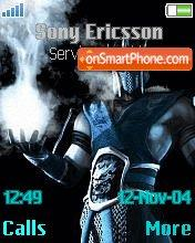Sub Zero theme screenshot