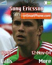 Dmitriy Torbinskiy theme screenshot