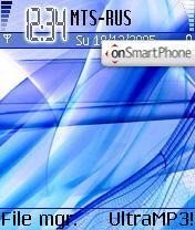 Meilow theme screenshot