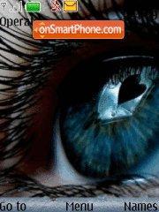 Скриншот темы Eye Love