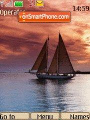 Sailing Ship theme screenshot
