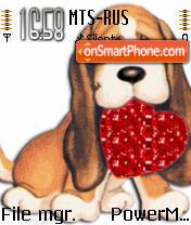 Dog n Heart es el tema de pantalla
