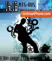 Convabs theme screenshot