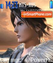 Final Fantasy01 theme screenshot