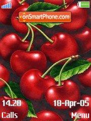 Cherry 09 tema screenshot
