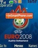 Euro2008 01 theme screenshot