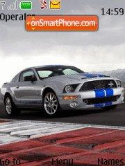 Shelby Gt500 01 theme screenshot