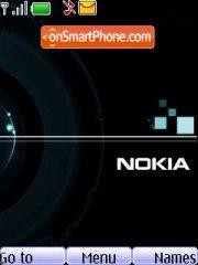 Nokia 04 theme screenshot