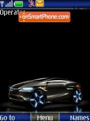 Concept Car tema screenshot