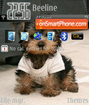 Wouf theme screenshot