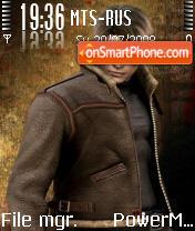 01 Leon Resident Evil 4 theme screenshot