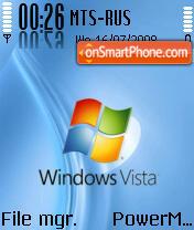 Vista Blue Edition theme screenshot