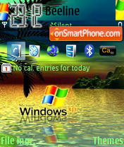 Windows Theme 01 theme screenshot