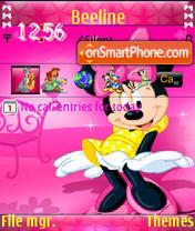 Mini Mouse S60v3 Theme-Screenshot
