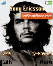 Che Guevara 03 theme screenshot