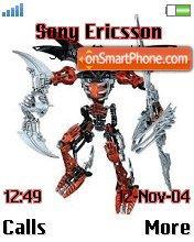 Bionicle es el tema de pantalla