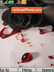 Black Roses es el tema de pantalla