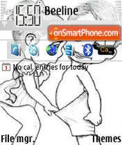 WhatsThat es el tema de pantalla