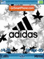 Adidas 30 theme screenshot