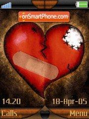 Broken Heart 02 es el tema de pantalla