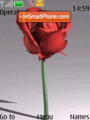 Rose 10 theme screenshot