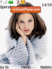 Natalie Portman 01 es el tema de pantalla