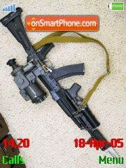 Gun's es el tema de pantalla