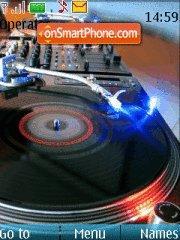 Music DJ es el tema de pantalla