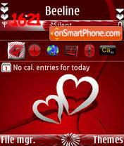 2heart s60v3 es el tema de pantalla