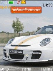 Porsche 911 T theme screenshot