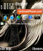 Angels by L9.0 theme screenshot