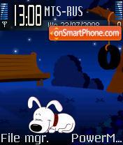 Sleepydog theme screenshot