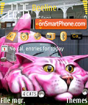 Скриншот темы Avtocat
