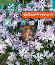 Homyak theme screenshot