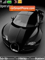 Скриншот темы Bugatti 04